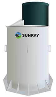 Кессон «SUNRAY - 4»