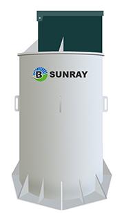 Кессон «SUNRAY - 5»